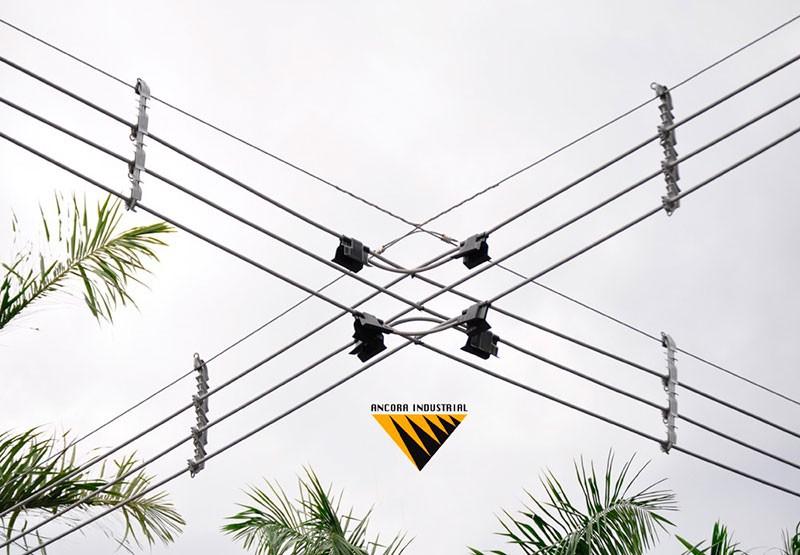 Construção e manutenção de redes aéreas